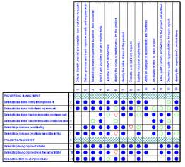 capability matrix template capability matrix template related keywords suggestions