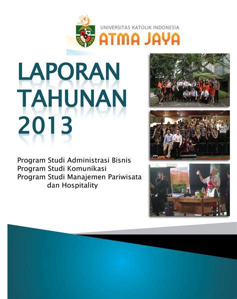 download contoh cover laporan cover pages pinterest laporan tahunan dekan tahun 2013 unika atma jaya