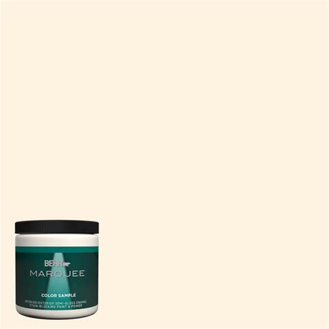 behr marquee 8 oz m290 1 thickened semi gloss