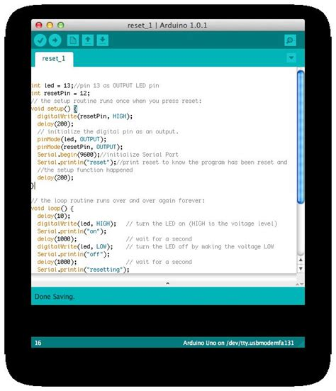 reset software arduino two ways to reset arduino in software use arduino for
