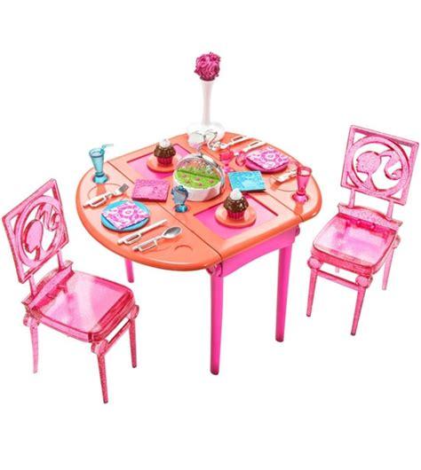 Dining Room Sets Furniture by Impression De L Article Mobilier Barbie Cuisine Univers