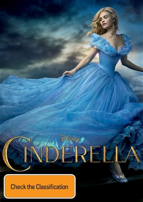 cinderella film release australia cinderella live action new dvd region 4 aussie
