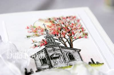 Sneak Peek Tinkering Ink Winter Cha Previews by Dina Kowal Creative Impression Obsession Cha Sneak Peek