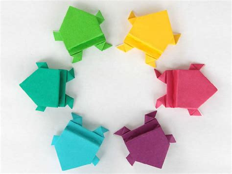 Easy Paper - 20 and easy origami for easy peasy and