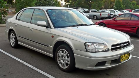 2001 Subaru Legacy by 2001 Subaru Legacy 3 Pictures Information And Specs