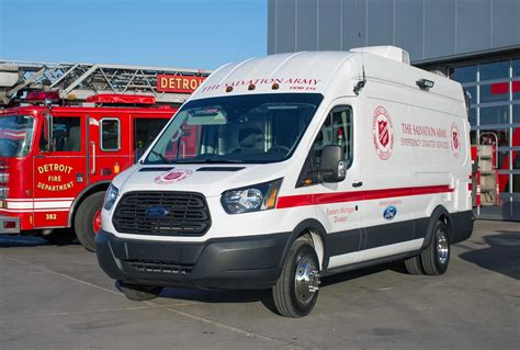 Ford Transit Ambulance by Editorial Australia Needs Ford Transit Ecoboost V6