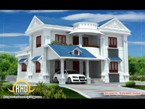 home design photos kerala home plans feb 4 10 youtube
