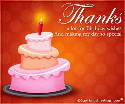 Thank You For Birthday Gift Card - birthday wishes birthdays and i thank you on pinterest