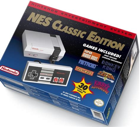 nintendo entertainment system nes classic edition console mini 30 retro ebay nintendo classic mini nintendo entertainment system nintendo wii u wish list