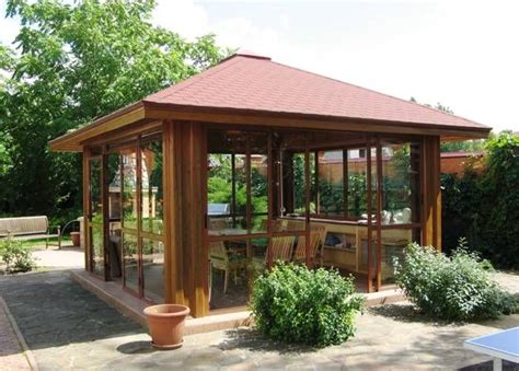 ideas for gazebos backyard 22 beautiful garden design ideas wooden pergolas and