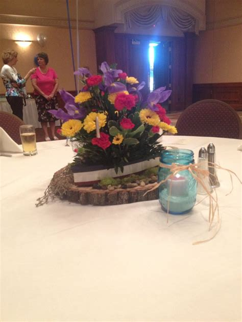 boat centerpieces 17 best images about fishing theme centerpieces for