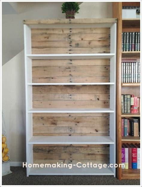 How To Make A Pallet Bookshelf Pallet Bookshelves The O Cheap Sturdy Bookshelves
