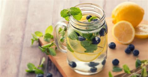 Water Detox Or Juice Detox by 7 Detox Water Recipes To Cleanse Your