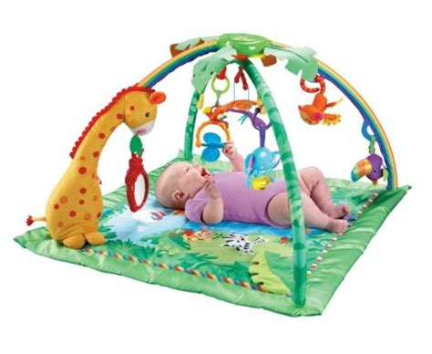tappeto per gattonare chicco palestrina per il neonato