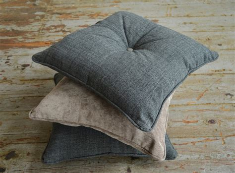 chesterfield sofa cushions buttoned wool scatter cushions abode sofas