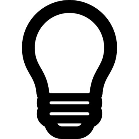 Light Bulb Outline Png by Lightbulb Outline Free Vectors Logos Icons And Photos Downloads