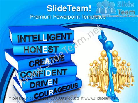 Powerpoint Templates Free Leadership Image Collections | qualities of leadership powerpoint templates ppt themes