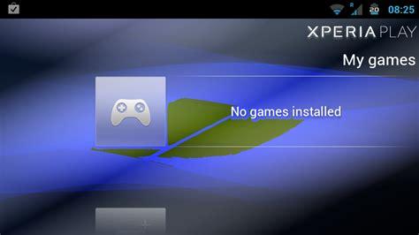 tutorial game keyboard xperia play safari geek tutorial instale o xperia play game launcher