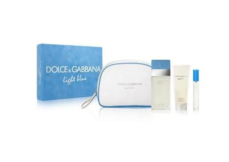 light blue dolce and gabbana womens gift set dolce and gabbana light blue for gift set gift ideas