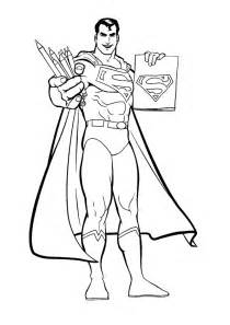superman coloring pages superman coloring pages coloring pages to print