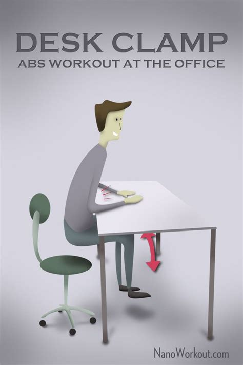 28 best images about fitness at work on poses the office and office workouts
