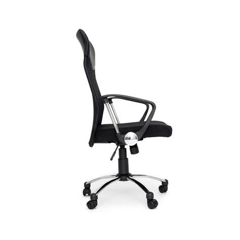 air siege plus air plus fauteuil de bureau si 232 ge en tissu inclinable noir