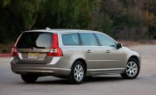 2008 Volvo V70 Car And Driver