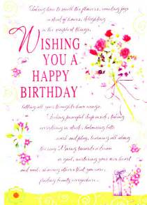 birthday card sayings the valuable birthday cards birthday