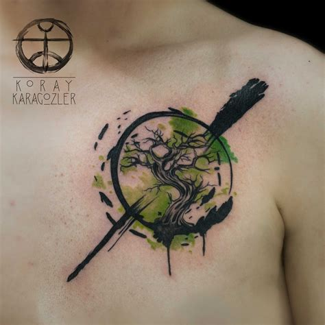 watercolor tattoo england resultado de imagen para trees watercolor tatoo