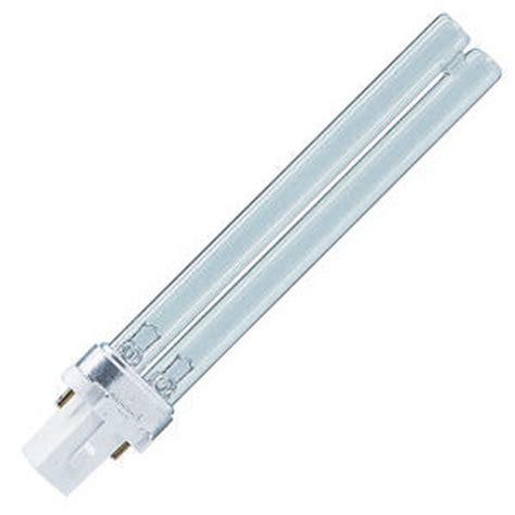 Lu Philips Pl S 2p 9 Watt philips 325126 tuv pl s 9w 2p pl s 9w tuv germicidal