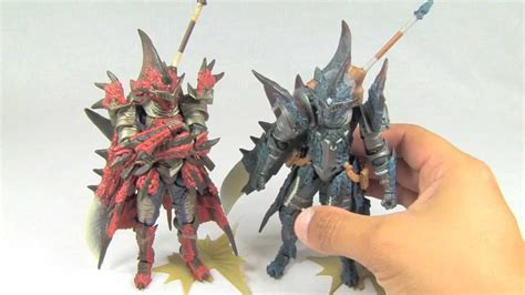 Revoltech Azure Armor Rathalos revoltech azure rathalos unboxing