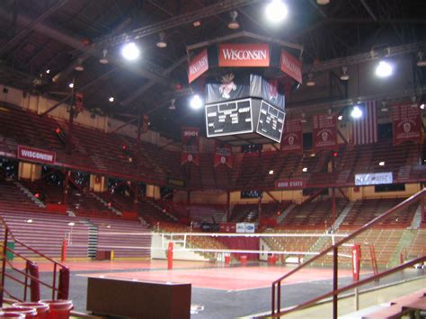 The Field House by Wisconsin Field House