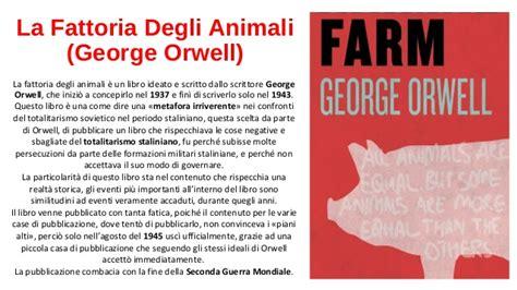 la fattoria degli animali la fattoria degli animali george orwell