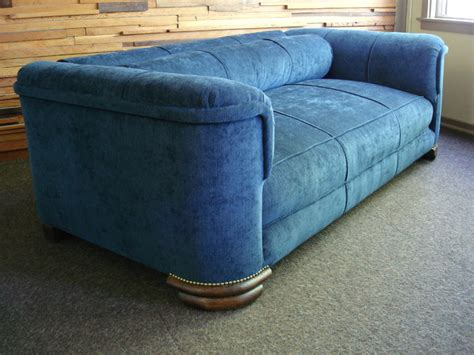 1937 Deco Sofa Made In Germany Traditional Sofas
