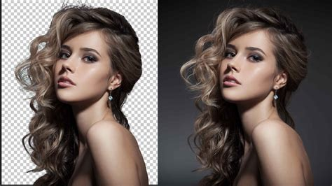 tutorial photoshop hair cut how to cut out hair background in photoshop photoshop