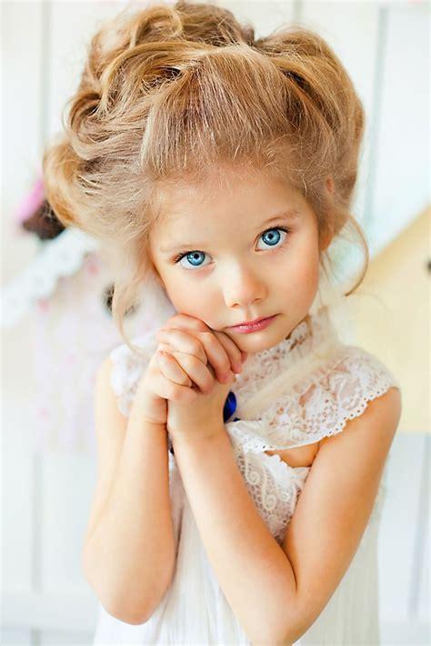 litle child model russian child model varvara vorobieva for the future