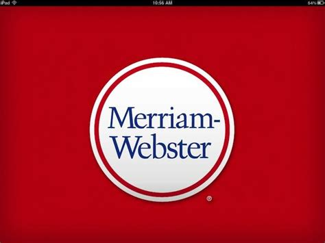 The Merriam Webster Dictionary review merriam webster dictionary hd for insight