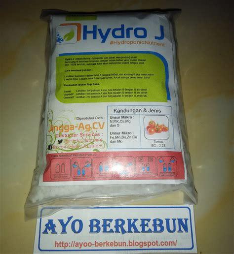 Cara Pembuatan Nutrisi Hidroponik Ab Mix nutrisi hidroponik ab mix hydro j untuk tomat ayo berkebun