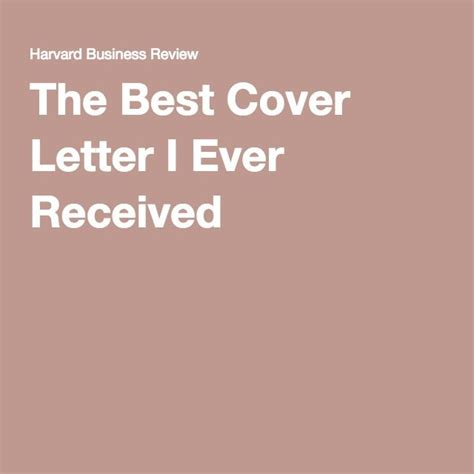 best cover letter received 217 best personal development images on