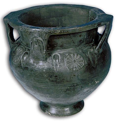vasi etruschi buccheri bucchero