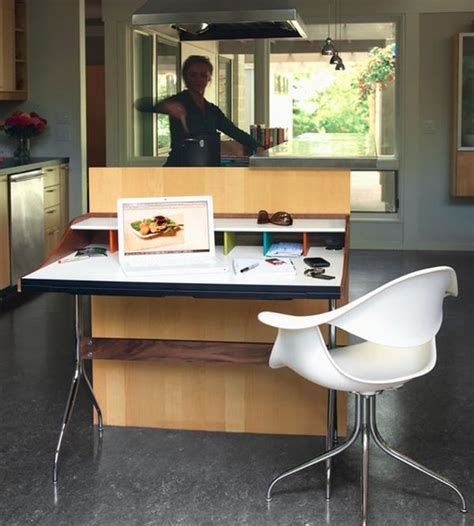 kitchen work station table home office desks iconic designs that look cool