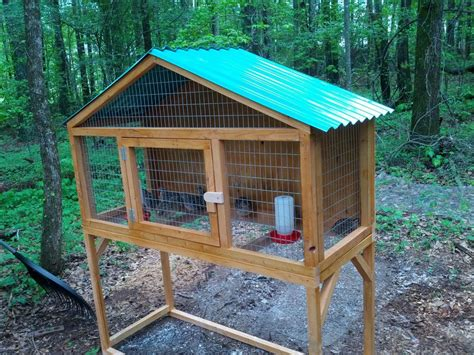 backyard quail coop show me your quail pens page 51