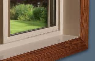 Interior Vinyl Window Sills Vinyl Windows Interior Vinyl Window Trim