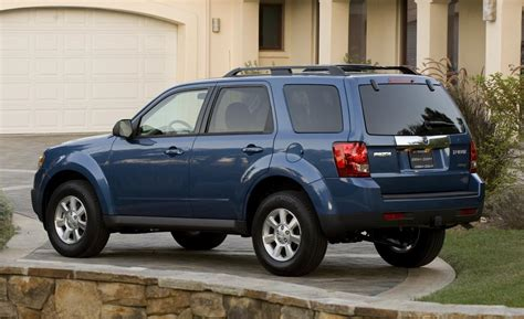 mazda tribute 2010 car and driver