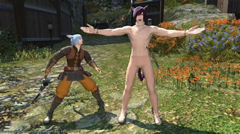 Meadow Emerald Blog Entry Quot The Naked Cat Quot Final Fantasy Xiv The Lodestone