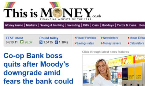 Daily Mail Finance Section by This Is Money Named Financial Website Of The Year At 2013