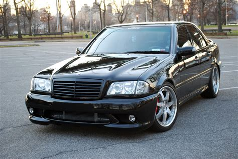 mercedes c class w202 tuning 8 tuning