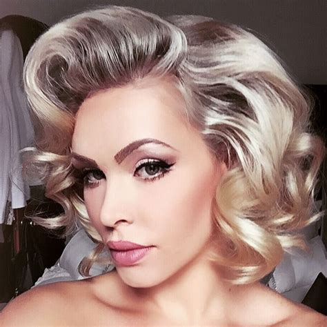 rolling hair styles 25 best ideas about roller set on pinterest perm rods