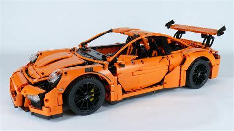 porsche 911 gt3 modified lego technic 42056 porsche 911 gt3 rs modified