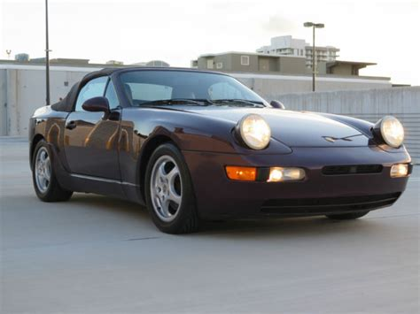 best auto repair manual 1993 porsche 968 seat position control 1993 porsche 968 cabriolet collectible exle in amethyst pearl for sale photos technical